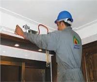 محافظ البحر الأحمر يصدق على توصيل الغاز لـ3 مناطق سكنية برأس غارب