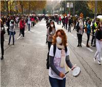 العاملون بقطاع الصحة في إسبانيا يحتجون على تقليص الخدمات الطبية