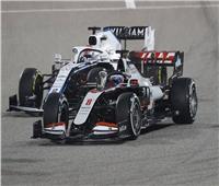 حادث مروع ونيران في سباق البحرين لفورمولا السيارات| صورة