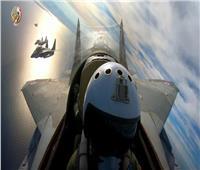 «نسور السماء».. مهارات أبطال القوات الجوية تزين أجواء الوطن