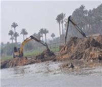 الري: إزالة 15 حالة تعد على نهر النيل في 4 محافظات