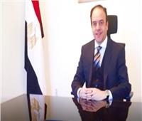 السفير ياسر العطوي: القضية الفلسطينية أولوية في السياسة الخارجية المصرية