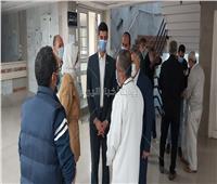 نائبا محافظ القليوبية يقومان بجولة مفاجئة لمستشفيات المحافظة
