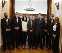 غرفة تجارة الإسكندرية تستقبل سفير الدنمارك لبحث سبل التعاون