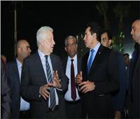 هل يحق لمرتضى منصور الترشح لرئاسة الزمالك؟ وزير الرياضة يجيب