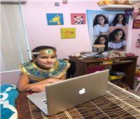 «الأطفال في أمريكا» يتفاعلون مع مبادرة «اتكلم عربي»