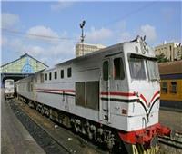حركة القطارات| تأخيرات السكة الحديد تصل لـ«ساعة»..اليوم