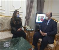 محافظ القاهرة ونائب وزير الاتصالات يبحثان التطوير المؤسسي والتحول الرقمي