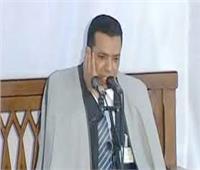 نجل الشيخ عبد الباسط عبد الصمد «يتلو القرآن» في ذكرى رحيل والده| فيديو