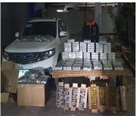 سقوط «ديلر» بـ37 ألف قرص مخدر بالسويس