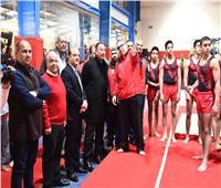 بـ«41» ميدالية ذهبية.. جمباز الأهلي يحقق المركز الأول في بطولة الجمهورية