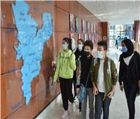 تفعيلا لمبادرة «إعرف بلدك».. توافد أفواج تلاميذ المدارس على متحف إعلام الدقهلية