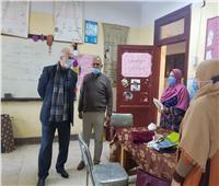 قوافل مكبرة لمتابعة الانضباط بـ«مدارس القليوبية»