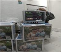 «صحة الغربية»: قبول 10 أجهزة جديدة تبرعا لمستشفى بسيون