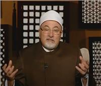 خالد الجندي: الرسول (ص) نزل عليه نوعان من الوحي