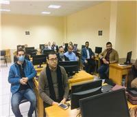 جامعة الأزهر تنظم دورة تدريبية حول التعليم الإلكتروني على مدار خمسة أيام