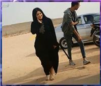 أحمد موسى يكشف كيف تسللت «فتاة سقارة» إلى منطقة الأهرامات