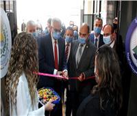 افتتاح المعرض الخيري بجامعة المنصورة لتخفيف الأعباء عن الطلاب
