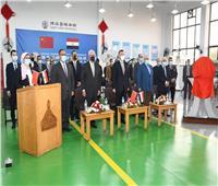 افتتاح ورشة لوبان بجامعة عين شمس