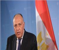 وزير الخارجية يؤكد موقف مصر الداعم للأشقاء في البحرين