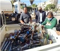 ضبط ومصادرة 58 «شيشة» بمقاهي أبو المطامير بالبحيرة