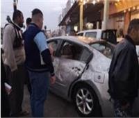 إصابة سائقين إثر انقلاب سيارة بالصحراوي الغربي في المنيا