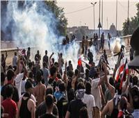 تواصل الاحتجاجات الغاضبة بالعراق.. وارتفاع حصيلة القتلى لـ8