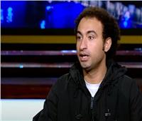 شاهد موقف علي ربيع الكوميدي في معهد التمثيل.. «طردوني»