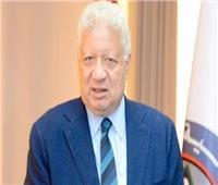 حقيقة القبض على مرتضى منصور رئيس الزمالك السابق