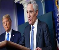 استقالة مستشار ترامب الخاص لمكافحة كورونا