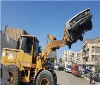 بعد رفع السيارات المتهالكة..أهالي بورسعيد يطالبون بإزالة الإشغالات