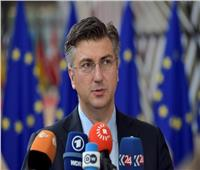 إصابة رئيس وزراء كرواتيا بفيروس كورونا
