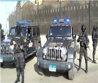 تعزيزات أمنية قبل مباراة الزمالك وطلائع الجيش في ستاد برج العرب