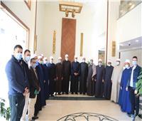 «البحوث الإسلامية» يوجه قافلة توعوية شاملة للمناطق النائية بمطروح