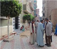 محافظ القليوبية: تركيب بلاط «الإنترلوك» بشوارع مدينة كفر شكر لمواجهة الأمطار