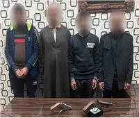 ضبط المتهمين بقتل مواطن بالشيخ زايد بسبب الثأر