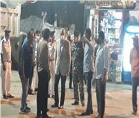 محافظ القليوبية يقود حملة مكبرة لإزالة الإشغالات بشوارع شبين القناطر