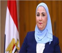 «القباج» تلتقي محافظ كفر الشيخ.. وتتفقد جمعية الهلال الأحمر المصري