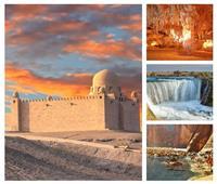 بعيدا عن «الفنادق والمتاحف».. مزارات سياحية لا يعرفها المصريون