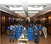 انطلاق التدريب البحري الجوي المشترك المصري اليوناني القبرصي «ميدوزا 10»