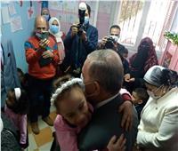 وزيرة التضامن: الرئيس أعطى توجيهات لرعاية 50 الف صياد