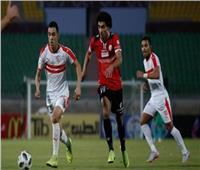 أحمد سمير يعزز فوز «الجيش» على الزمالك بالهدف الثاني