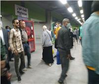 إجراء جديد من «مترو الأنفاق» لمواجهة انتشار فيروس «كورونا»