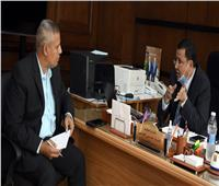 حوار| رئيس جامعة الدلتا: مهمتنا تحسين نظرة المجتمع لطلاب «التعليم الفني»