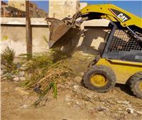 محافظ الإسماعيلية: استمرار رفع القمامة وإجراء عمليات التعقيم