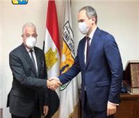 محافظ جنوب سيناء وسفير بيلاروسيا يبحثان تعزيز التعاون