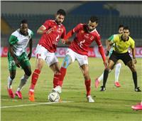 أفشة يسجل هدف تعادل الأهلي  أمام الاتحاد بنصف نهائي الكأس