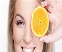 لجمالك| ماسك تفتيح البشرة الدهنية بالبرتقال