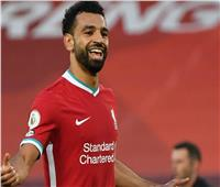 ليفربول يغازل محمد صلاح بأغنية عمرو دياب