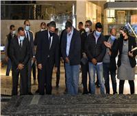وزير الآثار يتفقد متحف عواصم مصر بالعاصمة الإدارية| صور